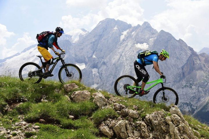 Sellaronda MTB Tour clockwise