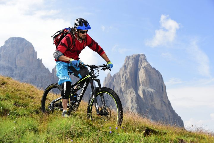 Sellaronda MTB tour gravity