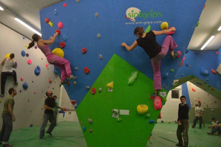 Corso di arrampicata indoor livello base o avanzato
