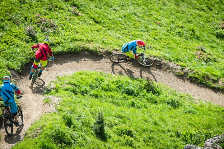 Flow enduro tour