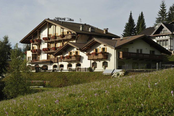 Alpine hotel touring