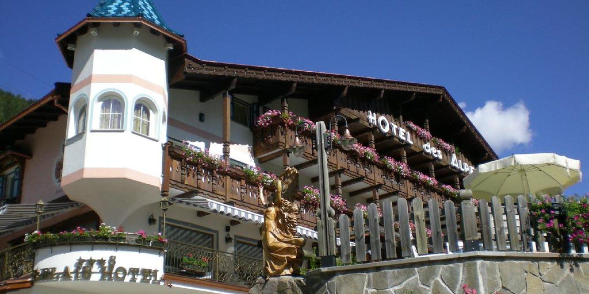 Relais Hotel Des Alpes