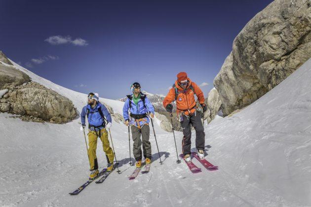 Ski Mountaneering introduction weekend