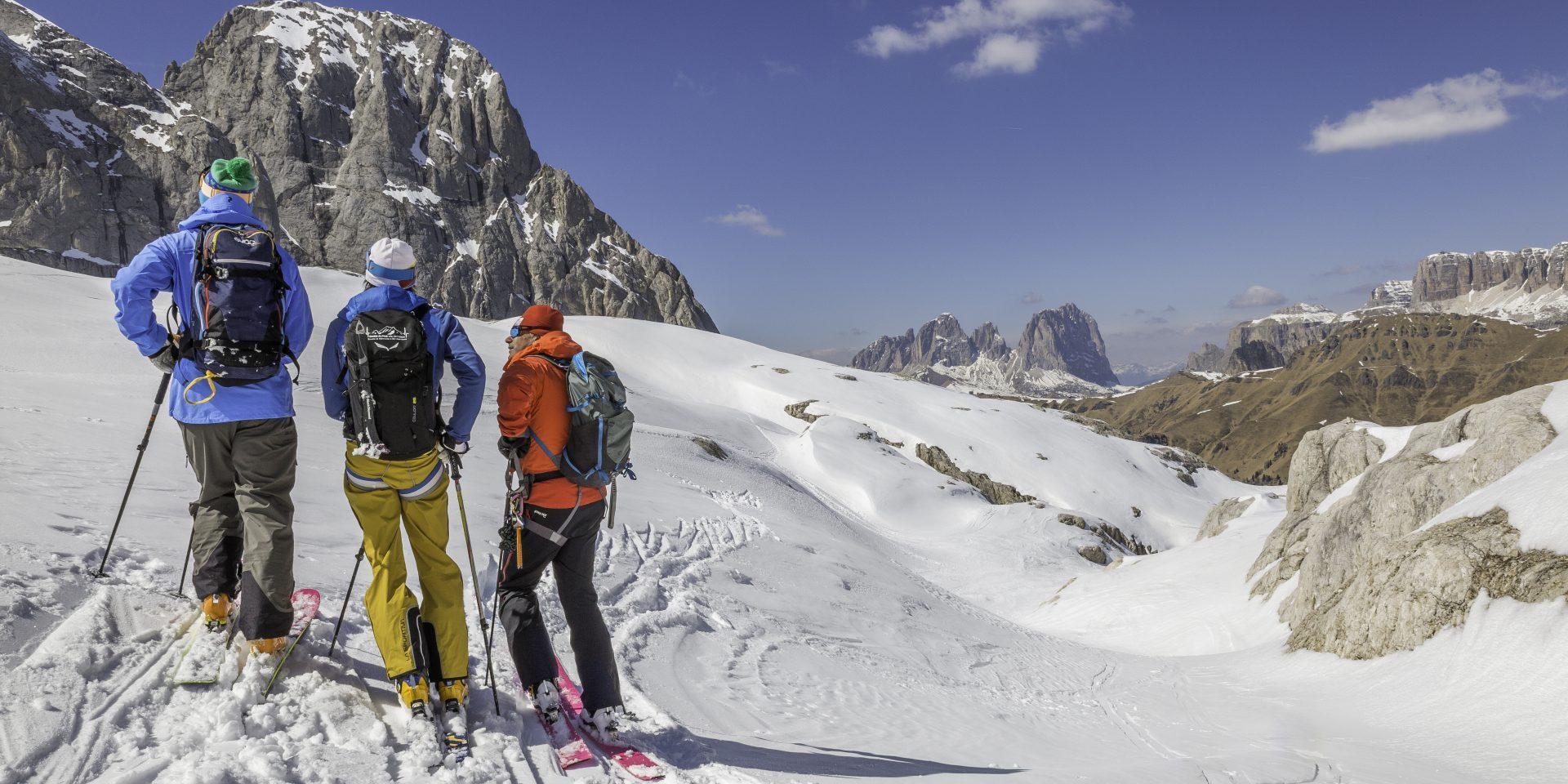 Dolomites Houte Route