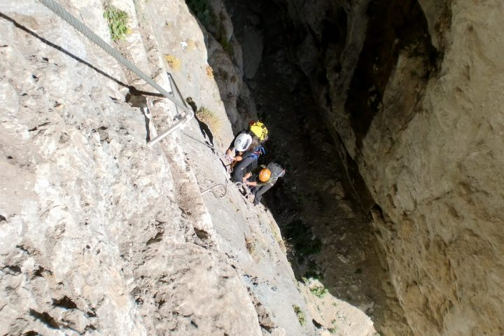 Via Ferrata EXTREME level