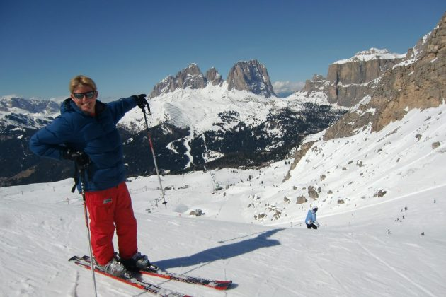 Ski Safari on or off-piste