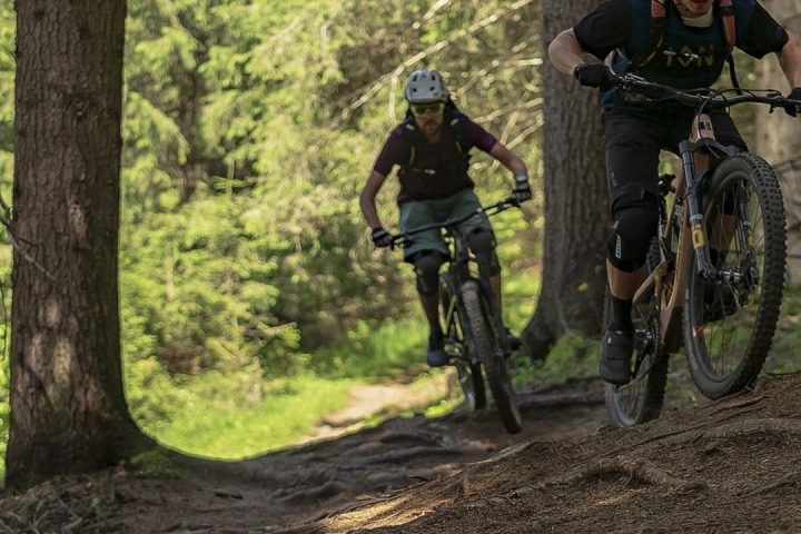 8Volante – E-bike enduro tour