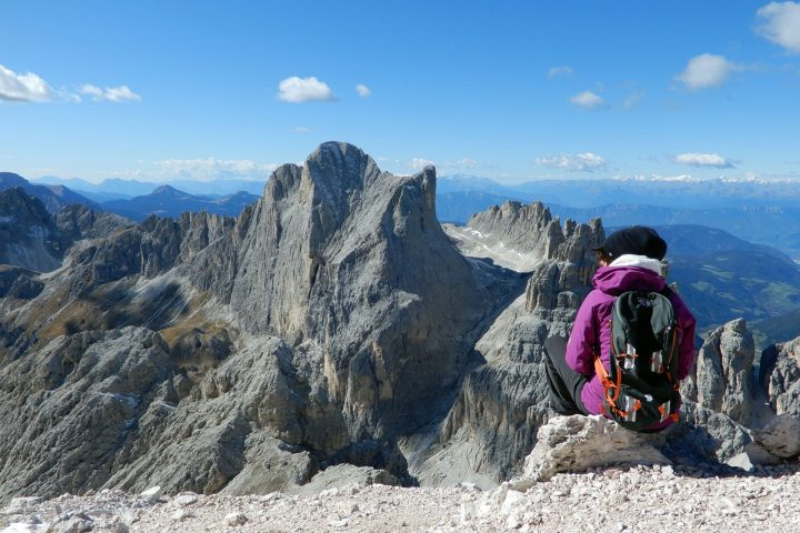 Scalieret Peak: in the heart of Catinaccio Group with the Alpine Guides