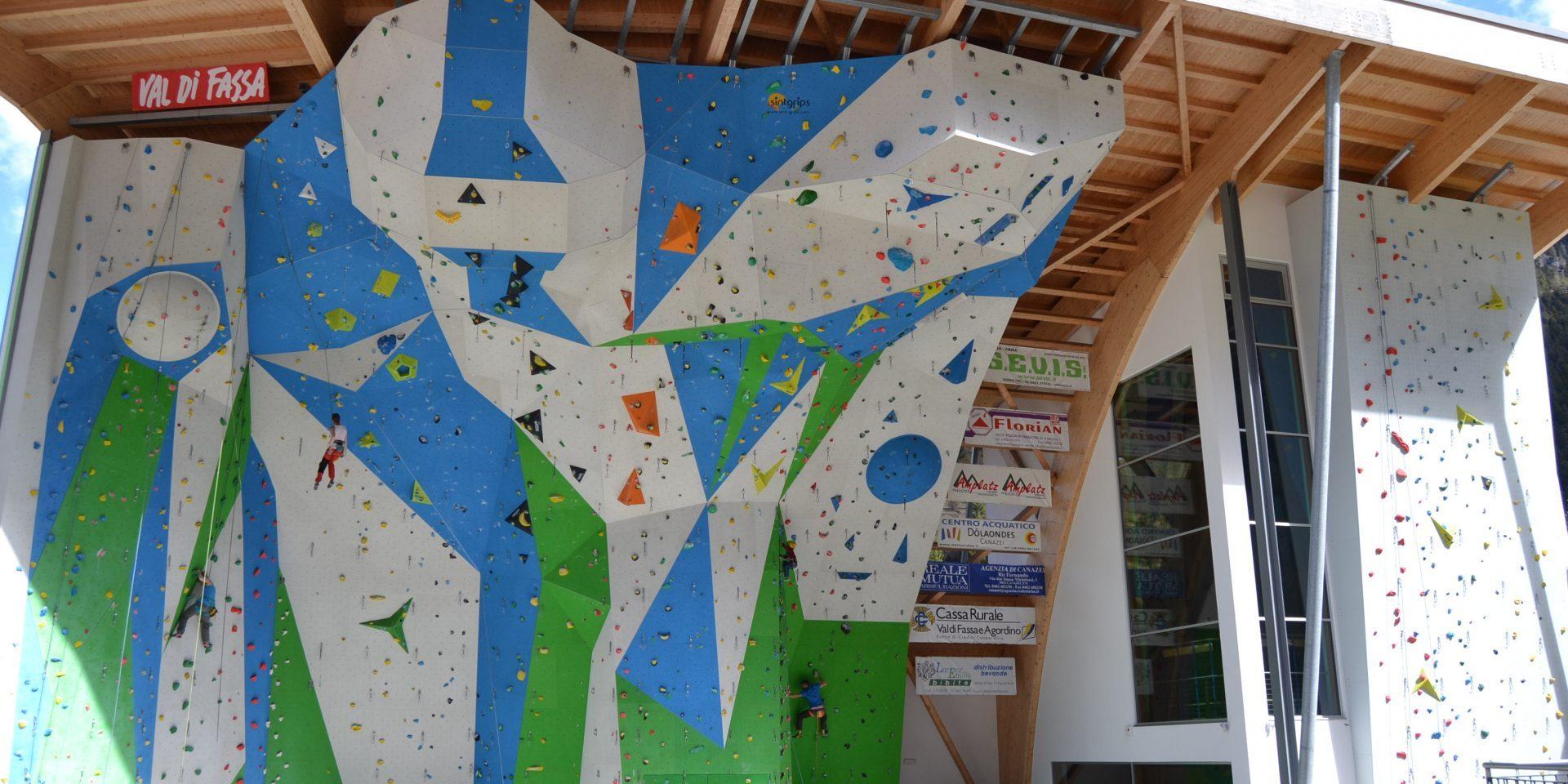 ADEL climbing hall
