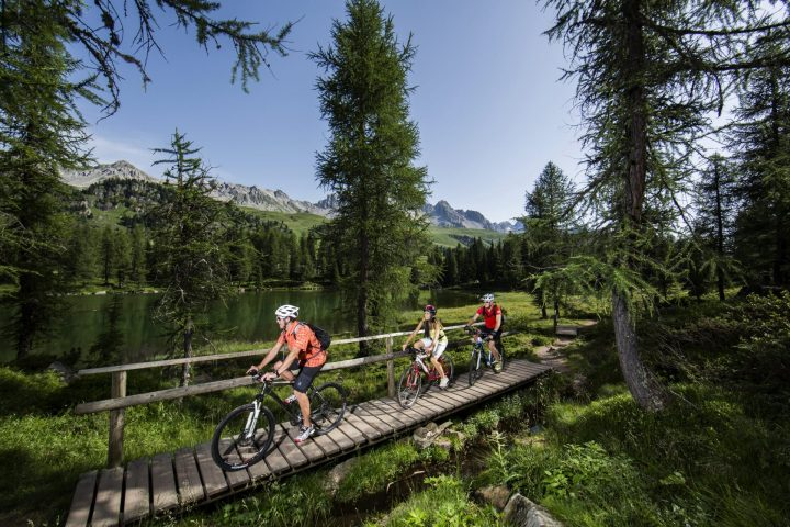 Mtb Tour Giro del Latemar