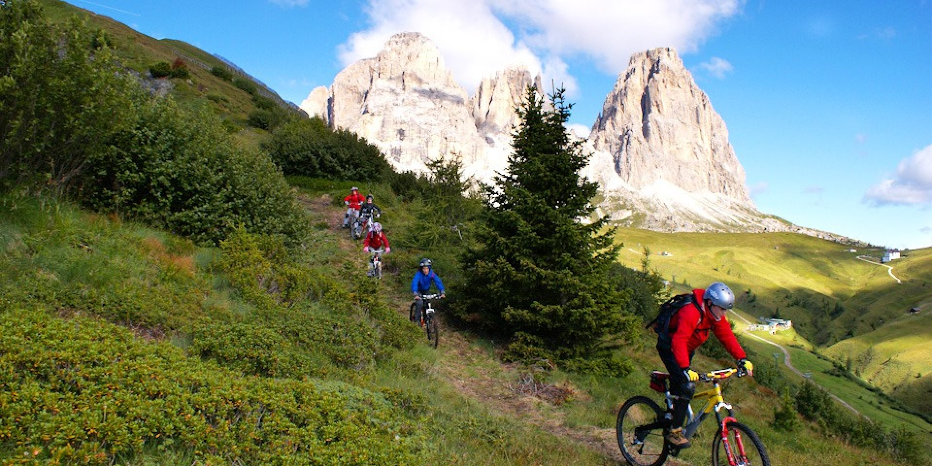 """""""Kids on bike"""" escursione e facili single trail"""