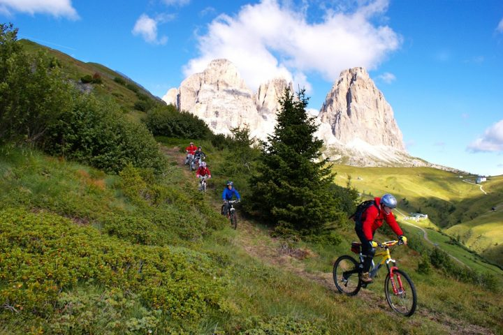 """Kids on bike"" escursione e facili single trail"