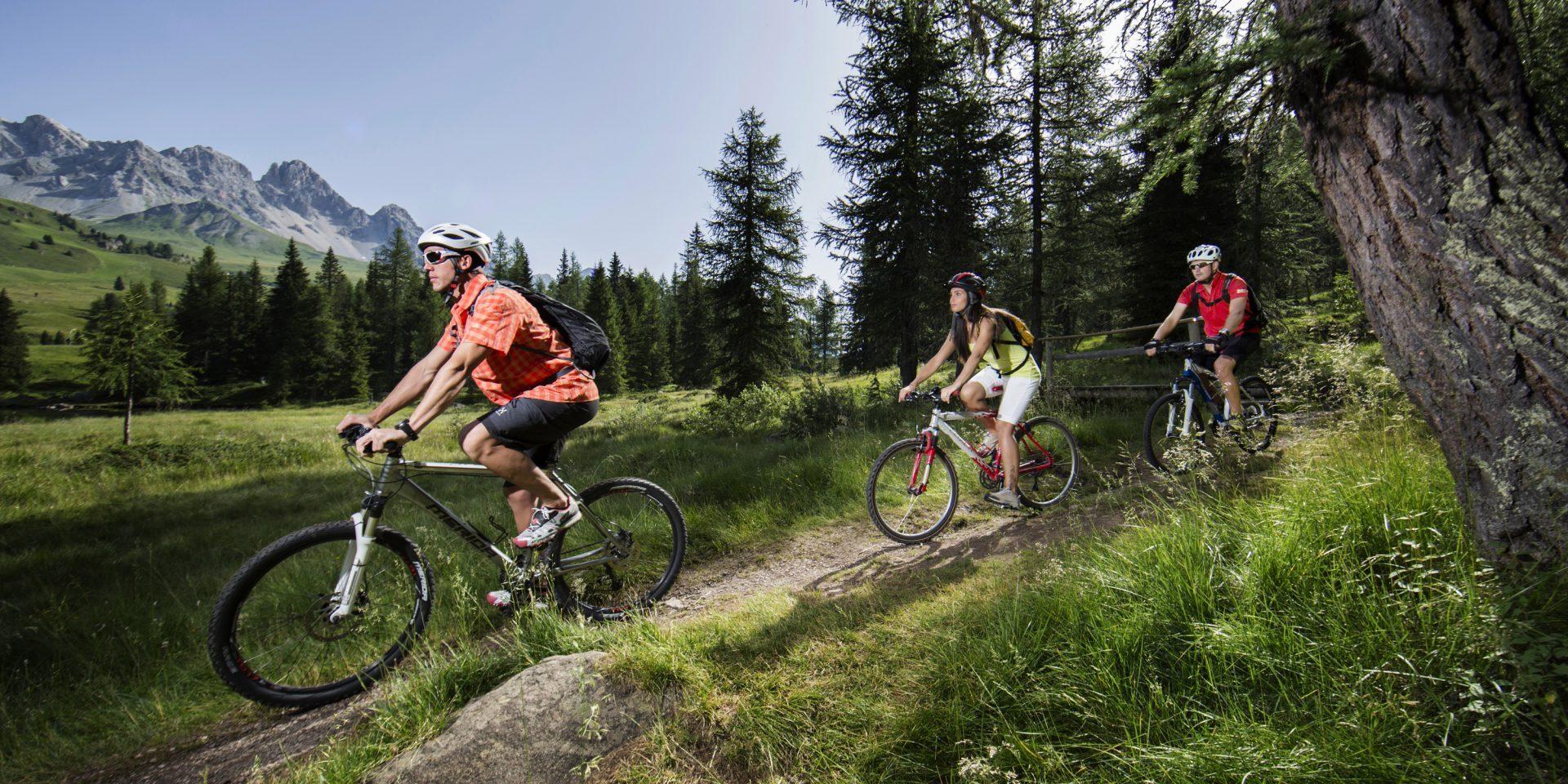 Gran tour Alpe Lusia in e-bike