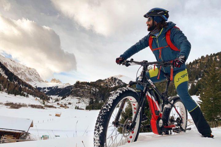 Fat e-bike experience