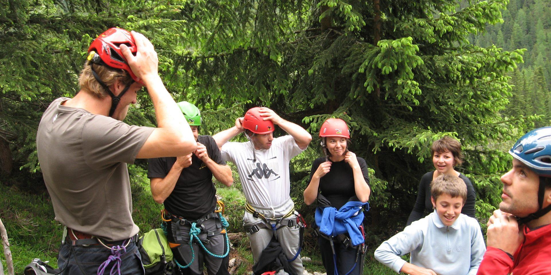 3 days rock climbing course – base or advance level