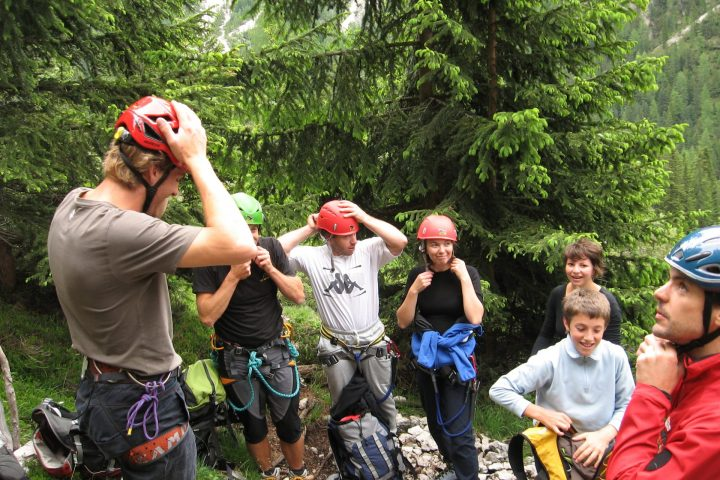 3 days rock climbing course – base or advance level