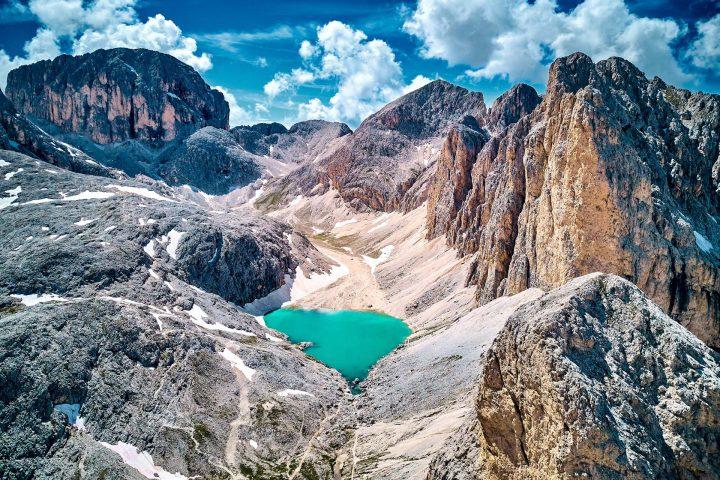 Lake Antermoia