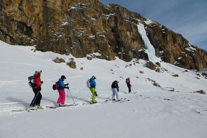 Weekend introduttivo allo sci alpinismo