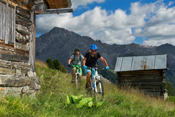 Val San Nicolo' e-bike tour