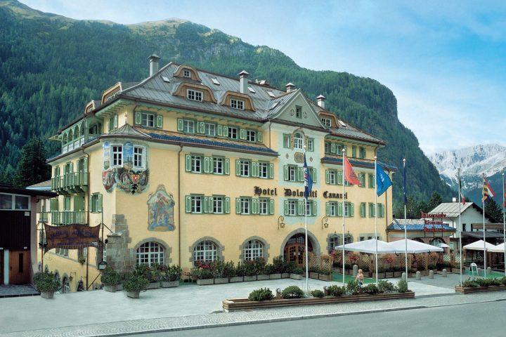 Dolomiti Schloss Hotel Canazei UHC