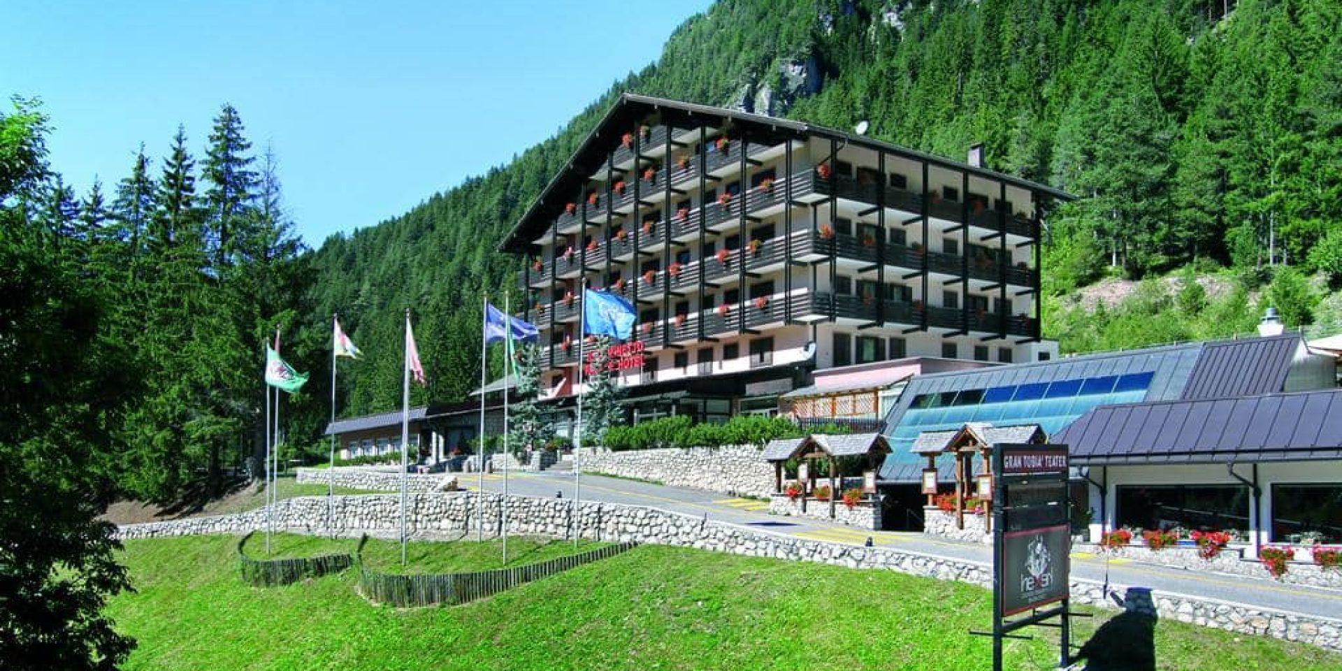 Park Hotel il Caminetto Gran Tobià UHC