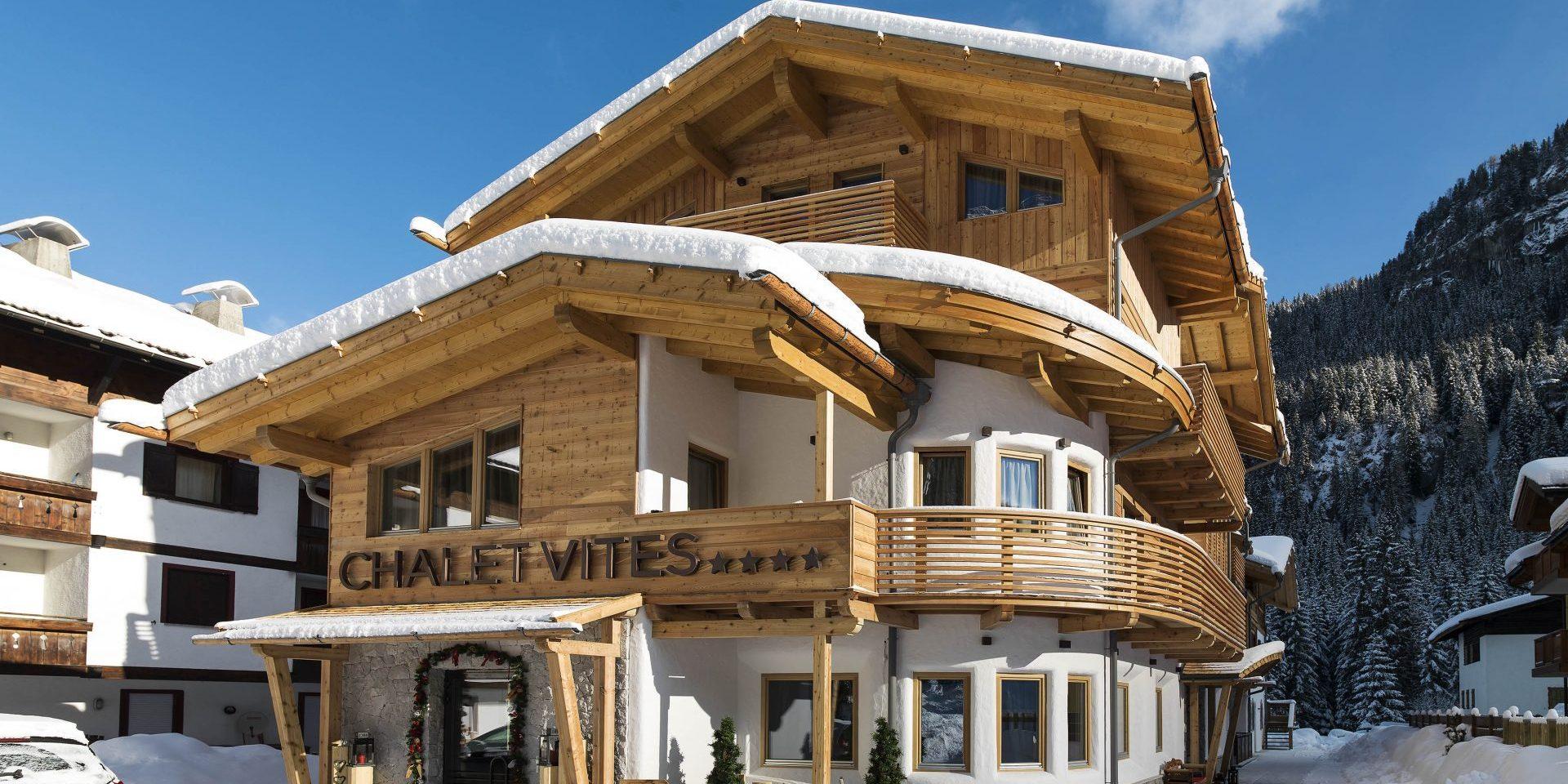 Chalet Vites Boutique Hotel & Spa
