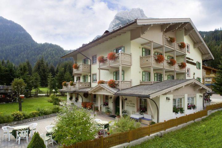 Alpine Boutique Villa Cristina Hotel
