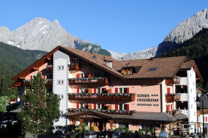 Hotel Cristallo Canazei