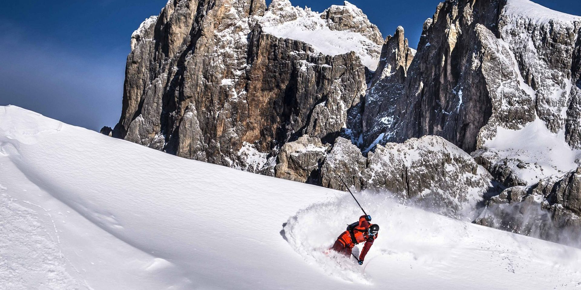 Dolomites Freeride course